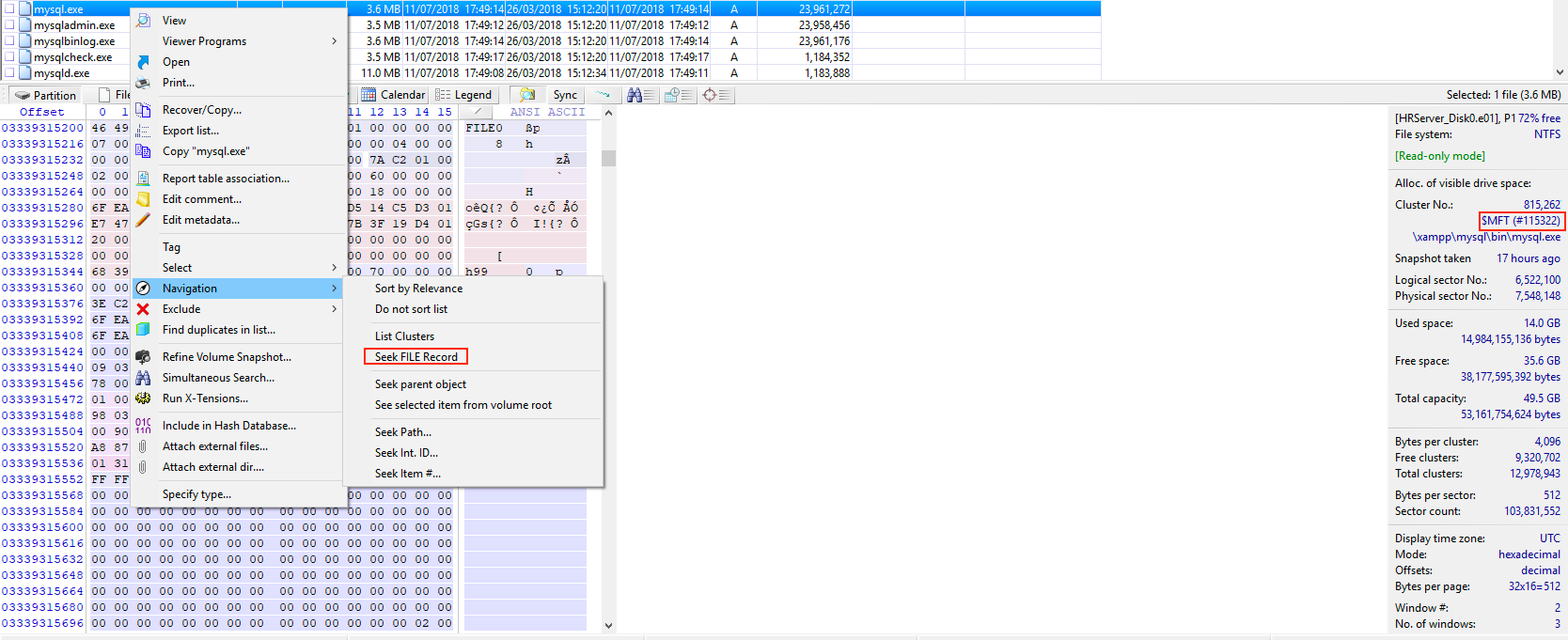 Defcon DFIR CTF 2018 – HR Server (Basic) Write Up – achillean net